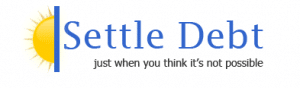 Settle debt logo