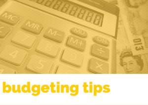 AWA Credit Union Budgeting Tips