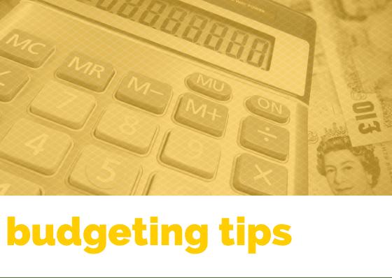 AWA Credit Union Budgeting Tips