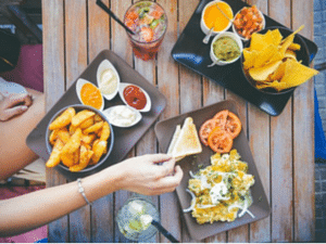 Eating Your Way Into Debt