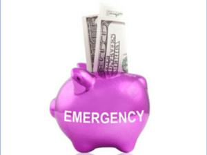 emergency fund money